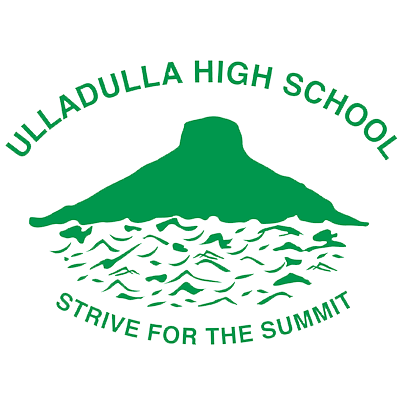 Ulladulla High School logo